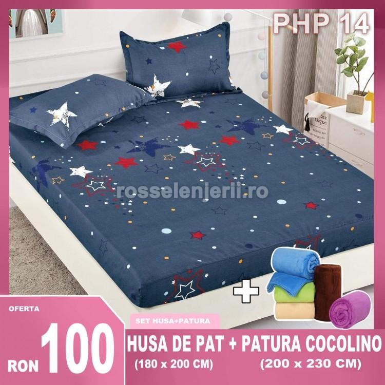 Pachet Husa Finet + Patura Cocolino (cod PHP14)
