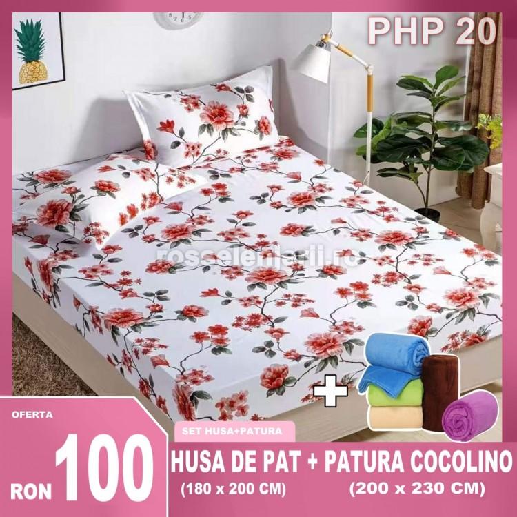 Pachet Husa Finet + Patura Cocolino (cod PHP20)