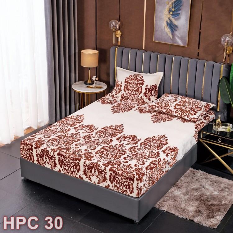 Husa de pat cocolino cu doua fete de perna (cod HPC30)