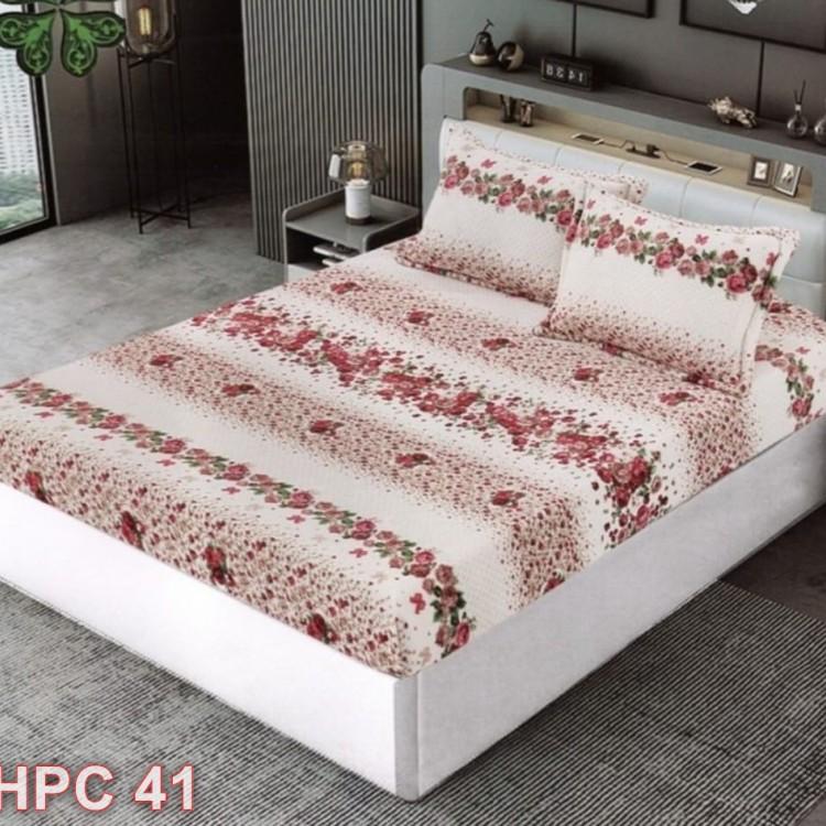 Husa de pat cocolino cu doua fete de perna (cod HPC41)