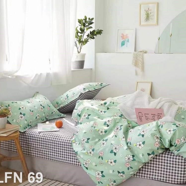 Lenjerie finet 6 piese (cod LFN69)