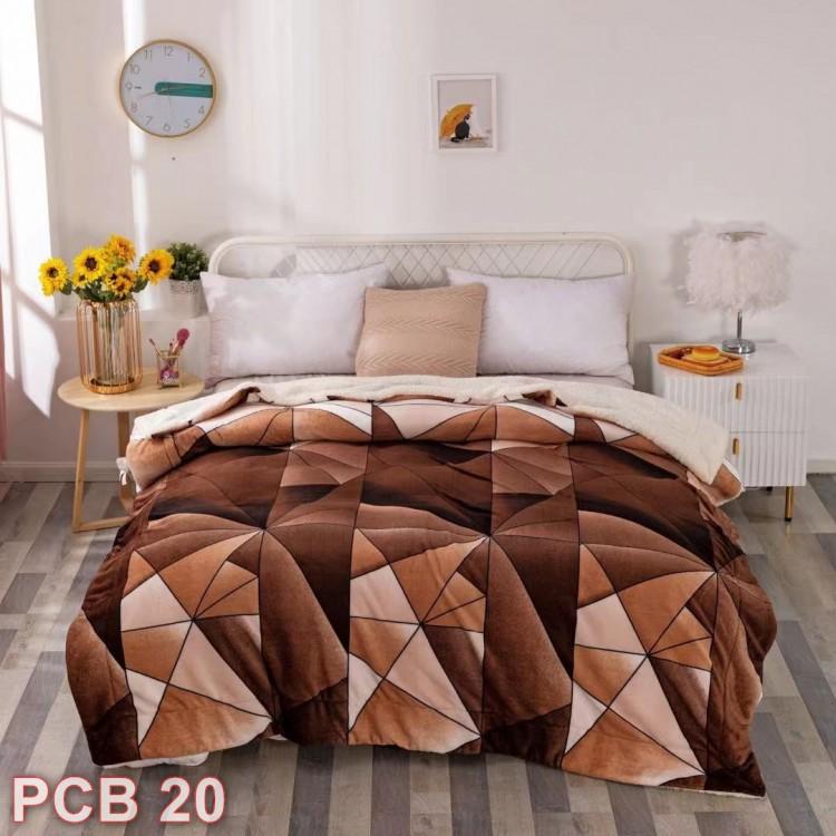 Pătură Cocolino cu blăniță (cod PCB20)