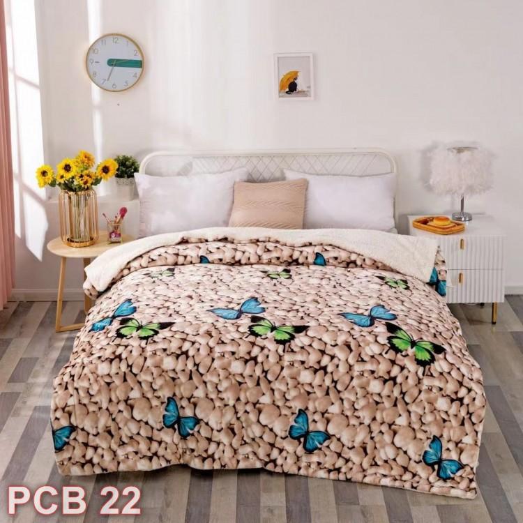 Pătură Cocolino cu blăniță (cod PCB22)