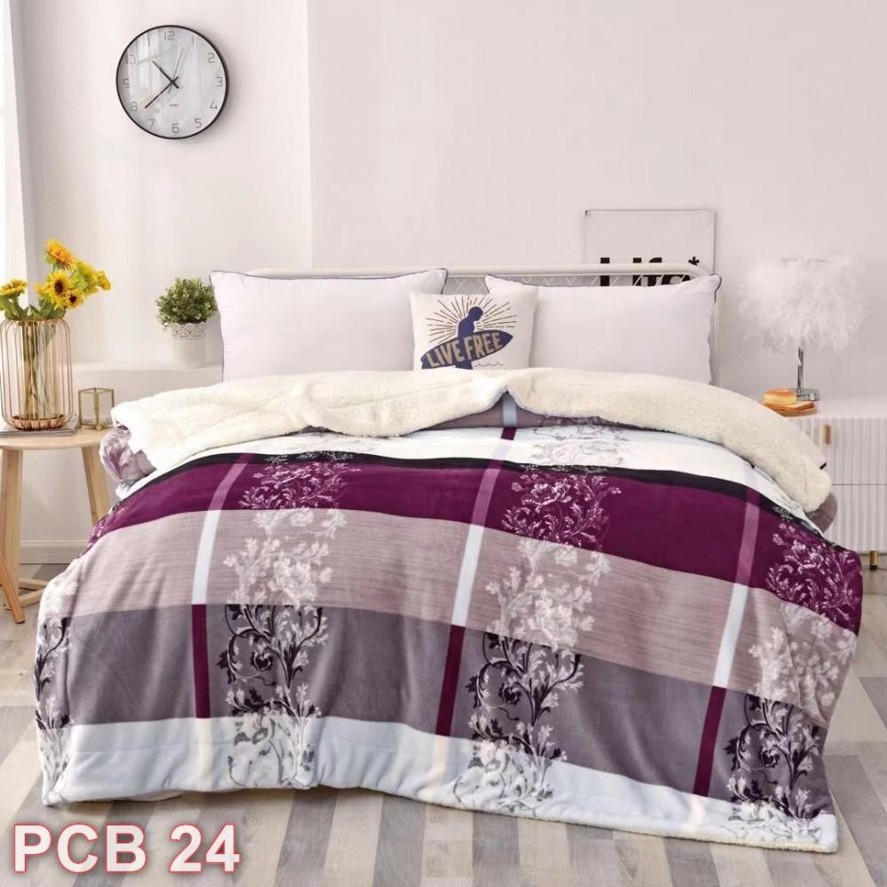Pătură Cocolino cu blăniță (cod PCB24)