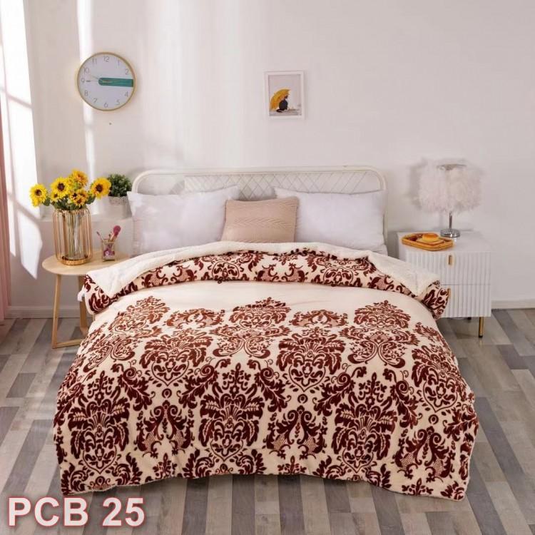 Pătură Cocolino cu blăniță (cod PCB25)