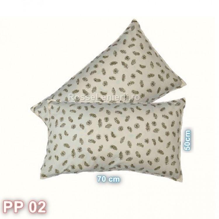 Perne puf 50x70cm 2/set (cod PP02)
