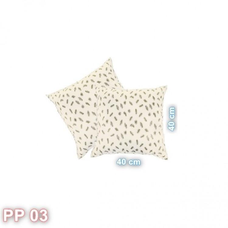 Perne (pui) 40x40cm 2/set (cod PP03)